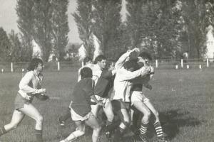 Historie českého ragby sedmdesátá léta (1970 - 1979)